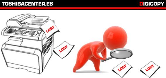 Aumenta la seguridad de los documentos escaneados