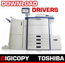 Cómo conseguir descargar drivers para una multifunción Toshiba e-studio